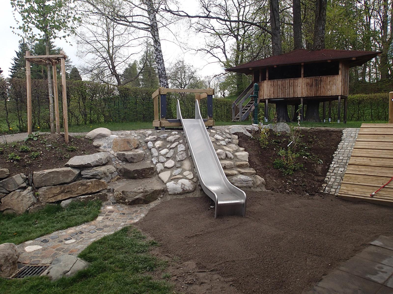 Landschaftsbau Kindergarten