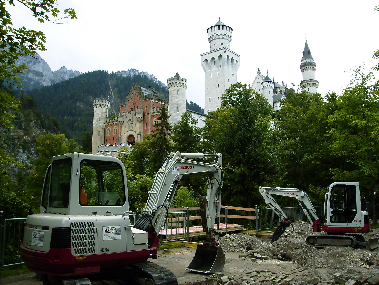 Aussichtsplattform Hohenschwangau