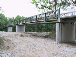 Sanierung Brücke über Iller