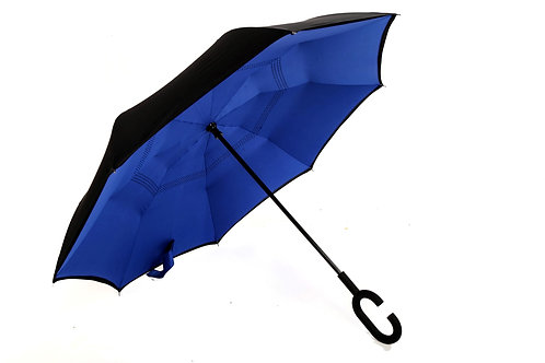 rbrella automatic C handle - black/blue