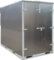 portable storage units, mobile storage, universal storage containers, smooth box