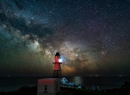 Star Gazing in Scilly