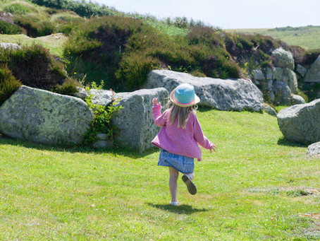 Diary of a sunny Scilly weekend