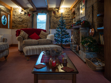 Enjoy Christmas and the New Year at Aldersyde