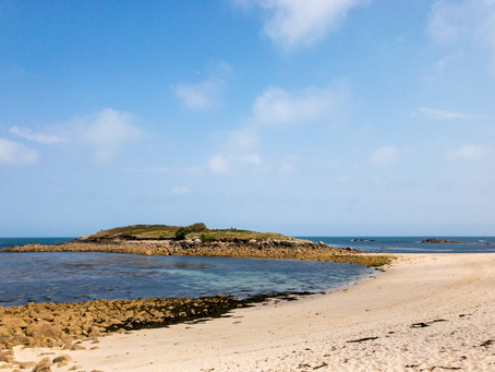 A Perfect Scilly Day