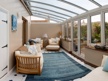 Check out the conservatory