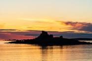 Sunset at PorthLoo