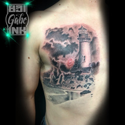 Chest lighthouse