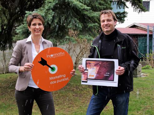 Informative Website für Sonnenschutz Altmann