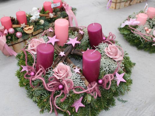 Advent, Advent, ...