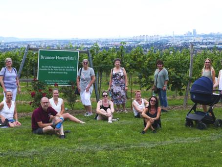 Weinbauverein Brunn unterstützt Volksschulen