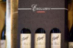 Unsere Rot- und Weißweine eignen sich perfekt als Geschenk.