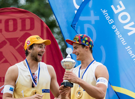 Seidl I Waller gewinnen HYPO NOE Campions  Cup