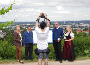 Foto-Shooting am Brunner Berg