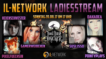 Ladiesstream auf iL Network