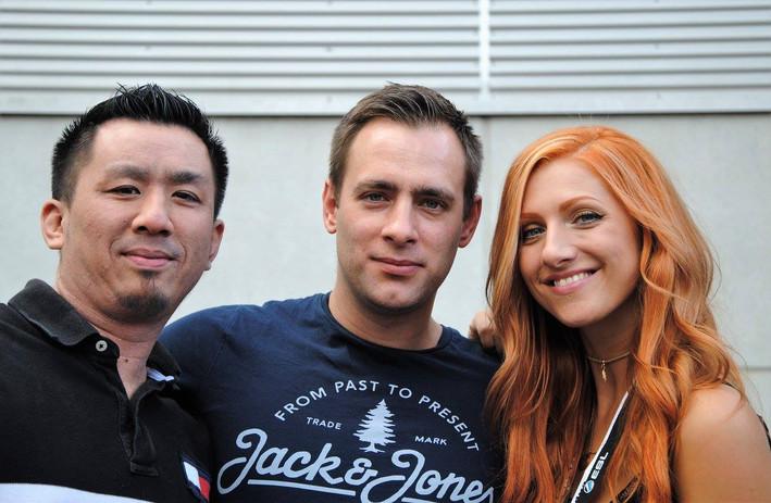 il.Bamster, Benjo und LaraLoft