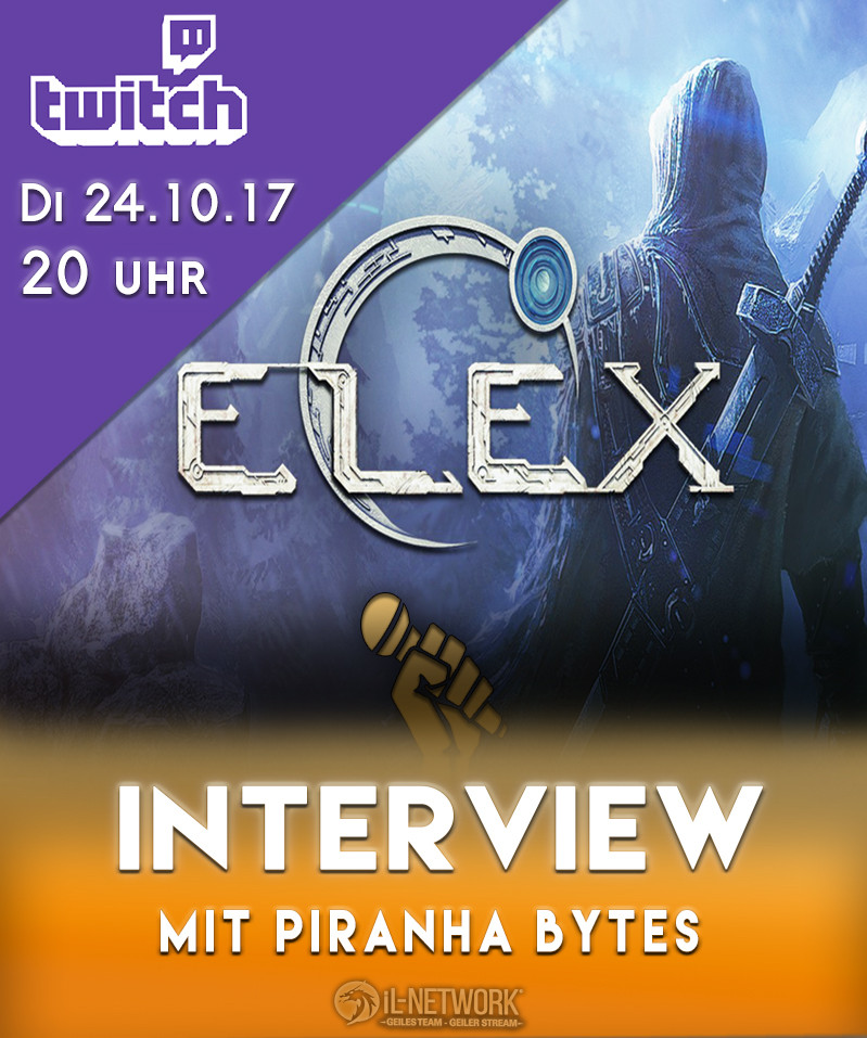 ELEX Interview mit Piranha Bytes