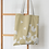 Thumbnail: Manifest Yellow Tote bag