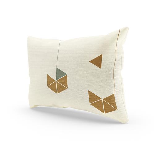 Mani-boho Earth Cushion (Small)