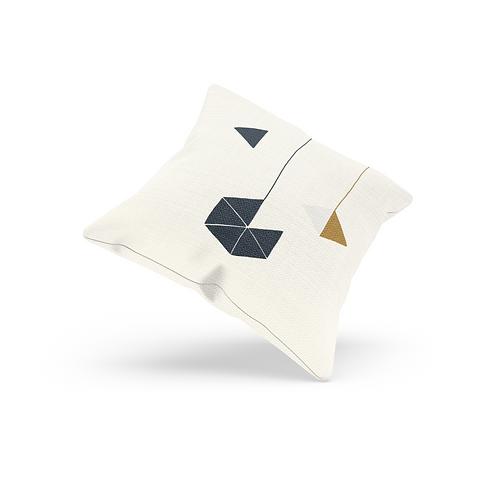 Mani-boho Midnight Cushion (Medium)