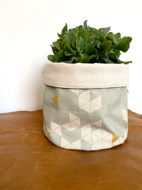 Manifest Turquoise Plant Pot Covers