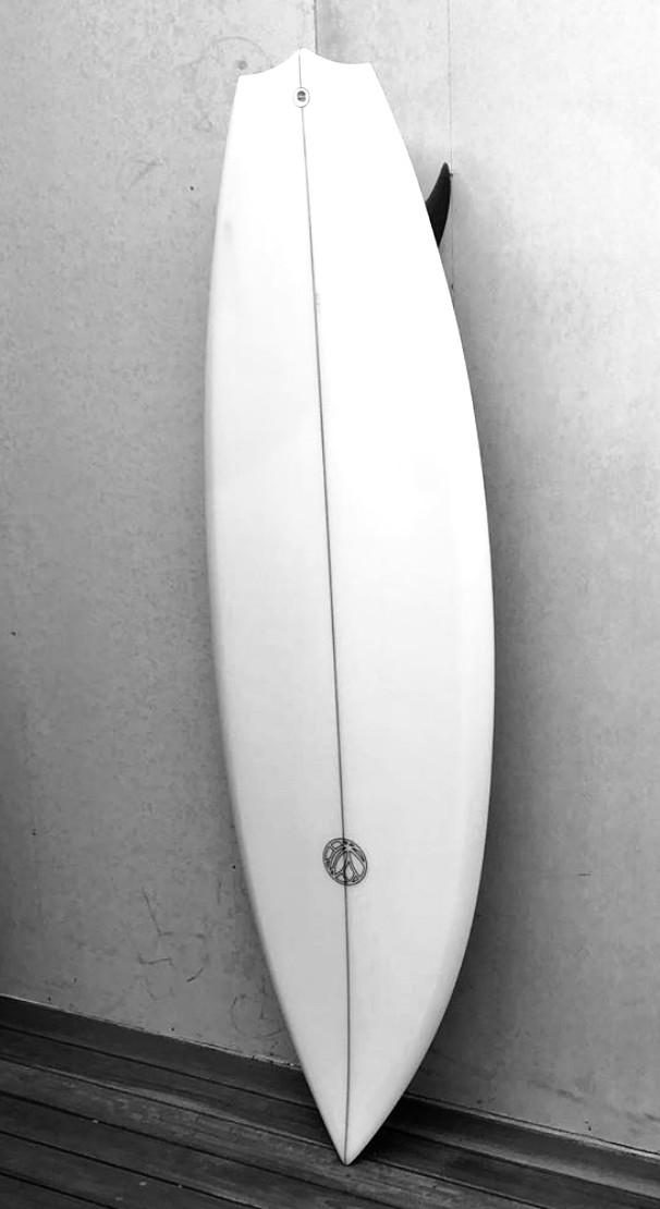 Twin Fin - Daniels Surfboards
