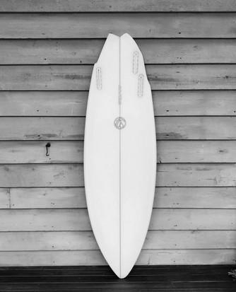 Gypsy Fingers Asym - Daniels Surfboards