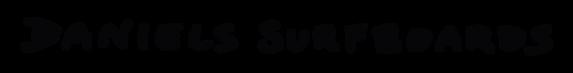 Daniels Surfboards logo type.png