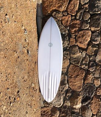 Single Fin - Daniels Surfboards