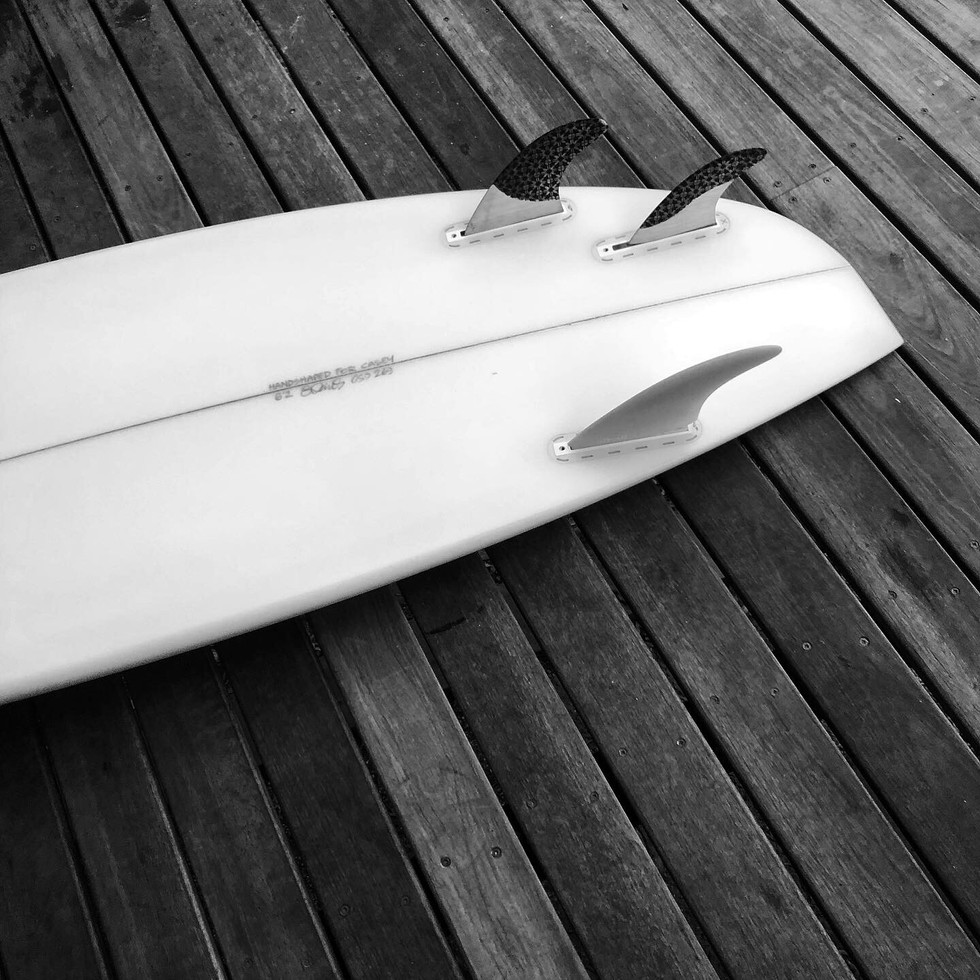 Asymmetrical - Daniels Surfboards