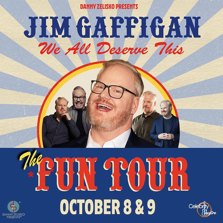 JIM GAFFIGAN: THE FUN TOUR