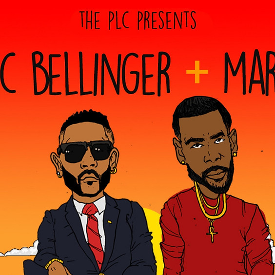 ERIC BELLINGER + MARIO (Drive-In)