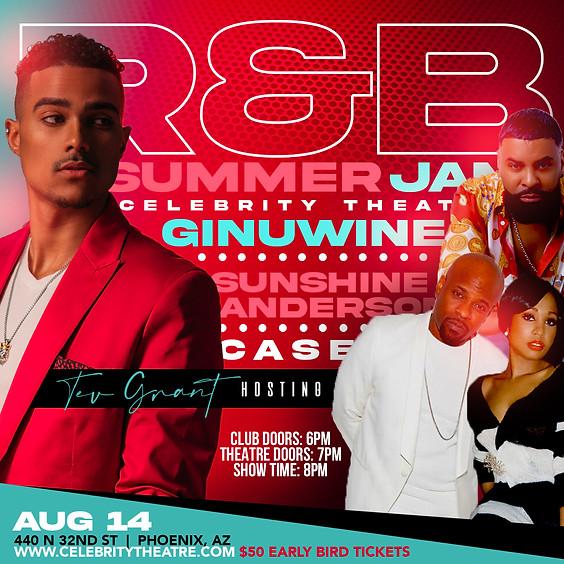 R&B SUMMER JAM (rescheduled date)