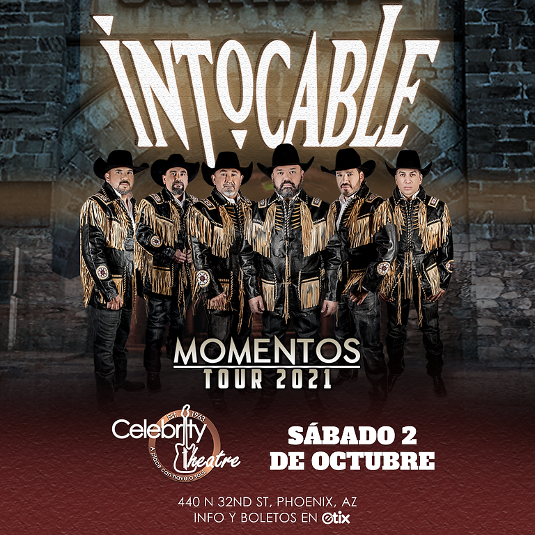 INTOCABLE: Momentos Tour
