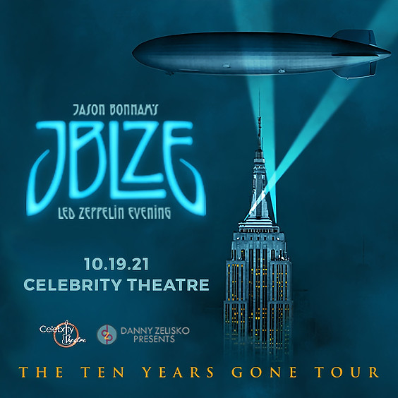 JASON BONHAM'S LED ZEPPELIN EVENING: MMXXI Tour