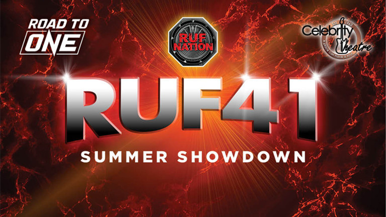 RUF41 SUMMER SHOWDOWN