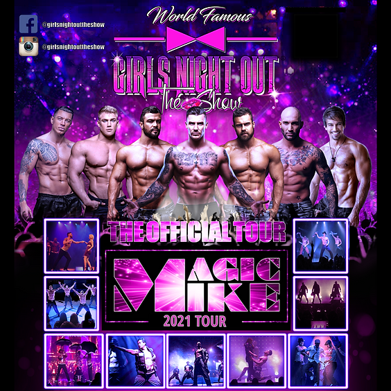 GIRLS NIGHT OUT: THE SHOW