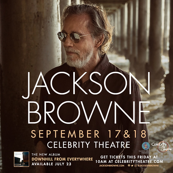 JACKSON BROWNE: An Evening With
