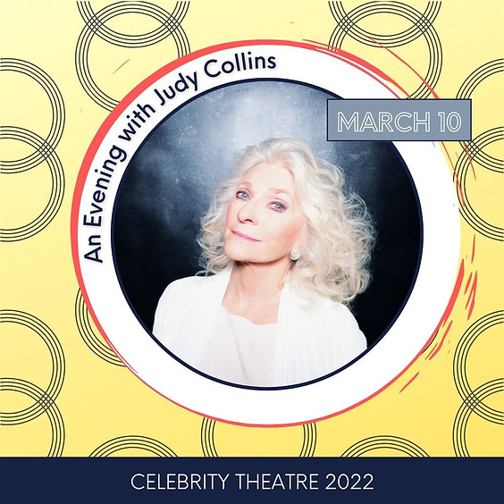 JUDY COLLINS: An Evening With