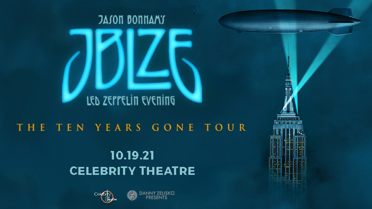 JASON BONHAM: Led Zeppelin Evening