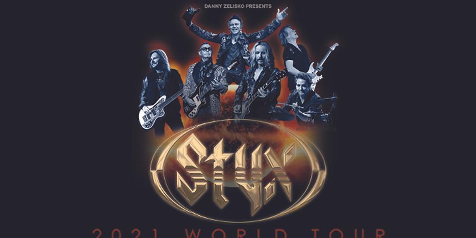 STYX 2021 WORLD TOUR
