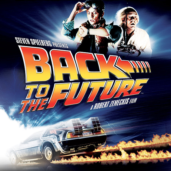BACK TO THE FUTURE (Drive-In)