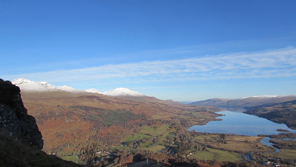 achmore wood and creag bhuidhe eternal mountain loch tay tour guide scotland killin landscapes beauty lochs