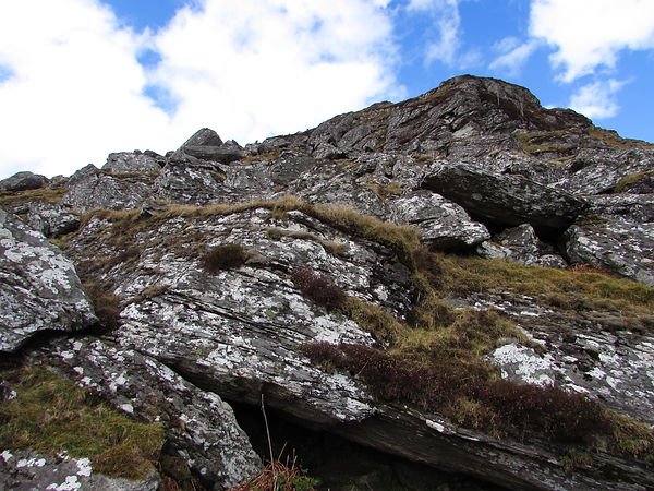"Meall Dhuin Croisg / ""Mountain of the Crossing Hillock"" eternal mountain patrick phillips tour guide walking ecotourism"