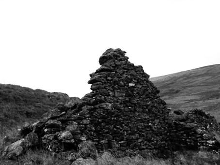 Forgotten village of Glen Lochay - Tirai