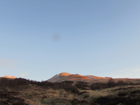 Ben Lawers: The Ontology of a Mountain