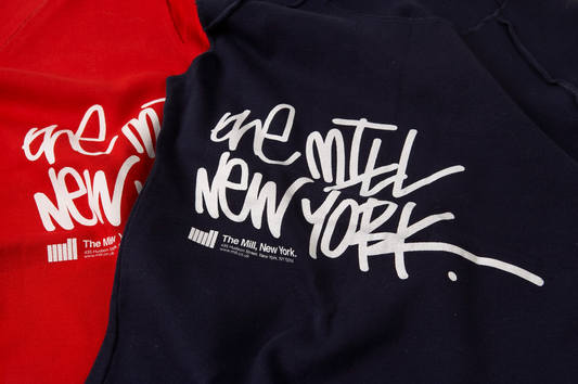 The Mill Printed T-shirts