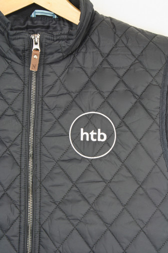 htb jacket embroidery