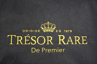 Tresor Rare embroidered logo corporate clothing
