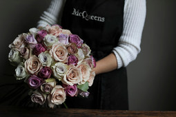 Mcqueens Flowers Aprons